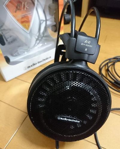 自分用ヘッドホンを20年ぶりに買い替え、audio-technica ATH-AD500Xを買ってみました!